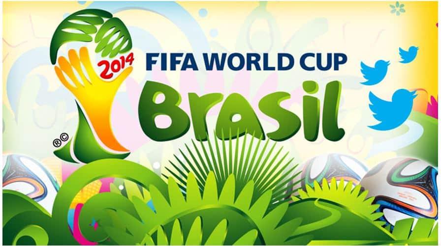 Mondiali2014 in un coro di tweet!!!