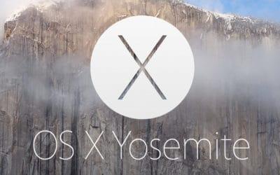 Yosemite: le nostre prime impressioni