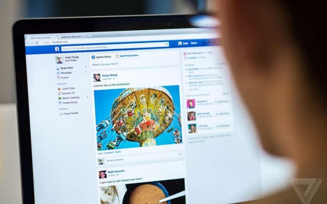 Facebook favorirà i link di siti veloci