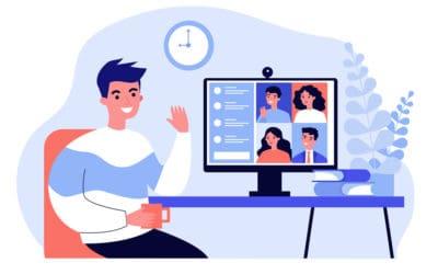 Consigli su come lavorare in smart working e passare il tempo stando a casa